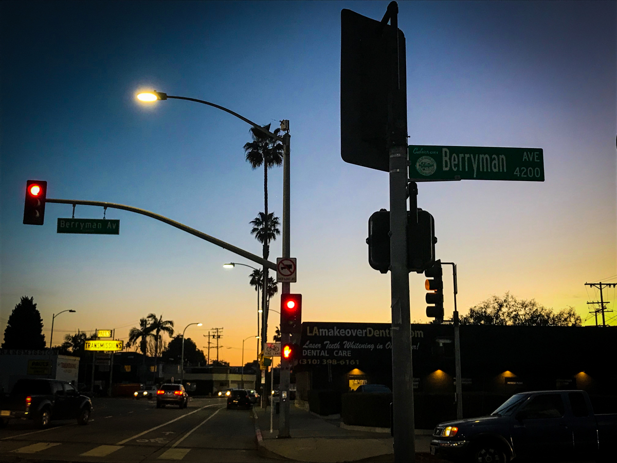 faire du vélo à Los Angeles