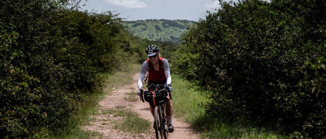 Sandrine Fraissard, Gravel , bikepacking